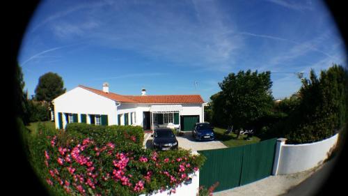 Maison Nature & Espace : Guest accommodation near Saint-Clément-des-Baleines