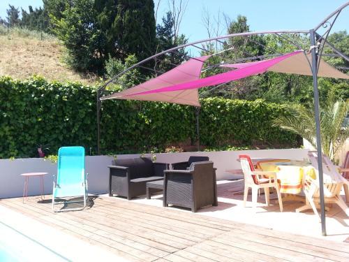 Chez Yannick et Isabelle : Guest accommodation near Saleilles