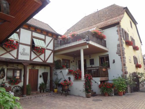 La Bergerie : Bed and Breakfast near Ostheim