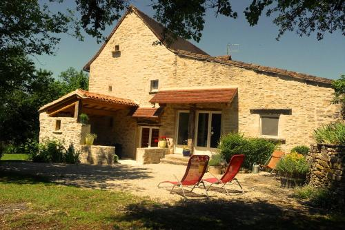 La Hulotte : Bed and Breakfast near Calvignac