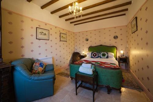 La Pioutal : Guest accommodation near Rampoux