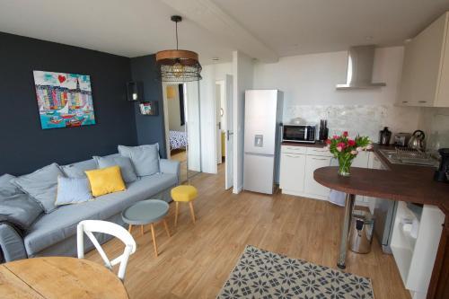 Le Petit Nid d'Honfleur : Apartment near La Rivière-Saint-Sauveur