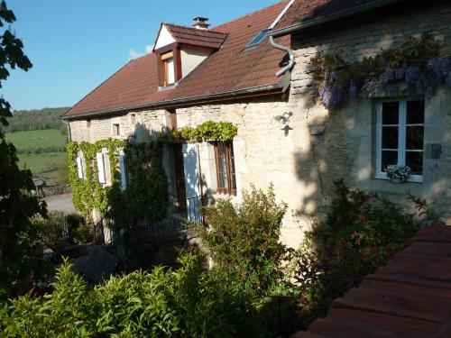 la Roche Marguerot : Guest accommodation near Oigny