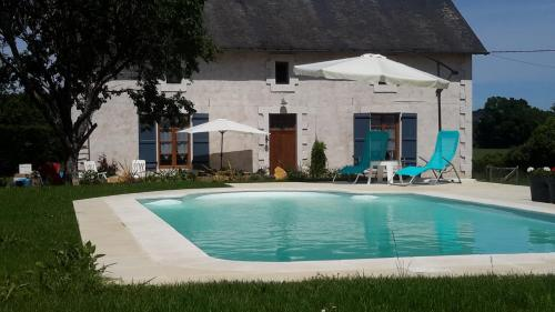 La Vieille Gorce - B&B in the Vienne : Bed and Breakfast near Charroux