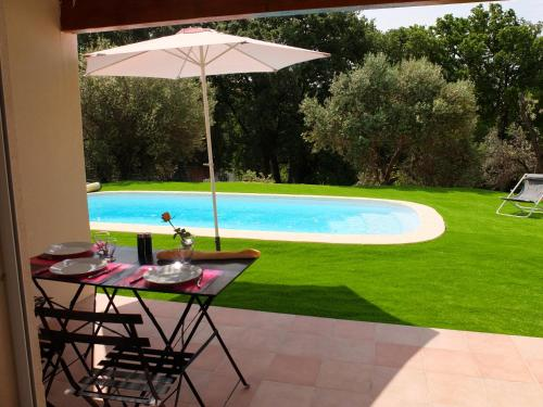 Résidence les Restanques : Residence near Saint-Cyr-sur-Mer