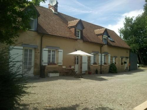 La Marquetterie : Bed and Breakfast near Montcuit