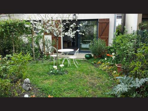 Un Jardin Toulousain : Apartment near Saint-Jean