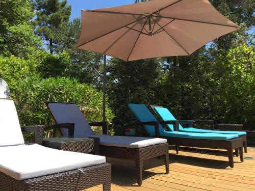 Villa Manura : Guest accommodation near Montauroux