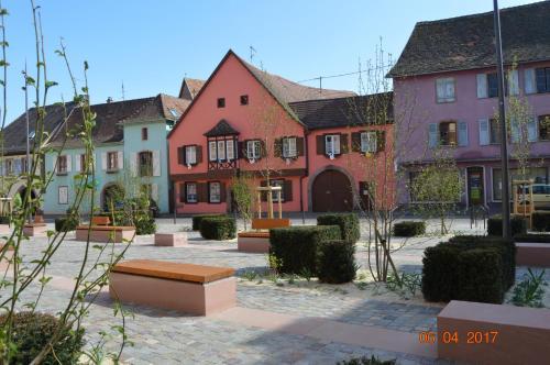 Au Lalli : Apartment near Sigolsheim