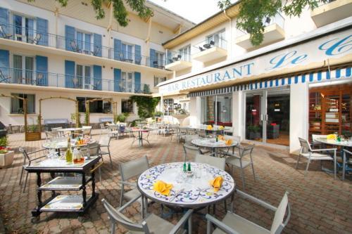 Hotel Le Clos : Hotel near Lettret