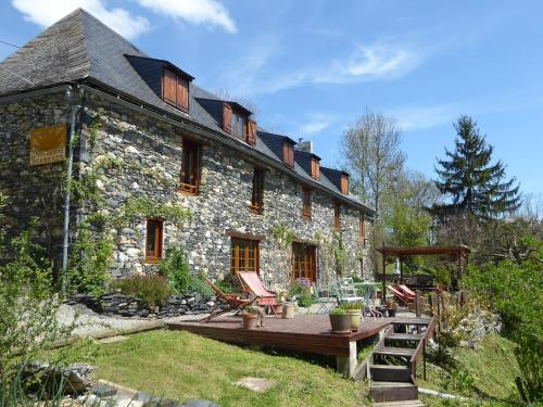 L'Ancienne Bergerie : Bed and Breakfast near La Bastide-du-Salat