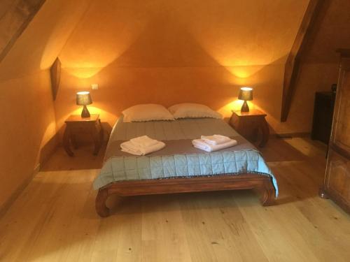Shangri La B&B : Bed and Breakfast near Auriac-du-Périgord