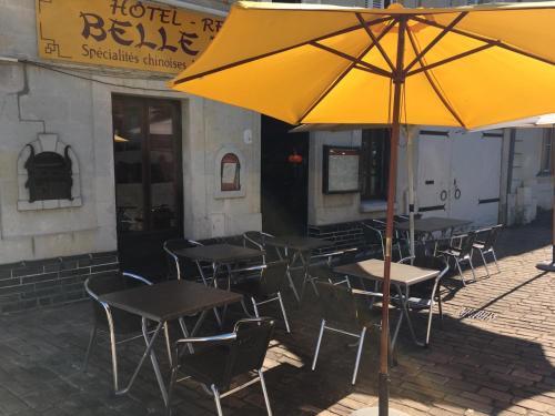 Belle d'Asie : Hotel near Longué-Jumelles