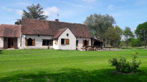 Maison de Sologne pour 9 personnes idéal pour les amoureux de la nature : Guest accommodation near Marcilly-en-Villette