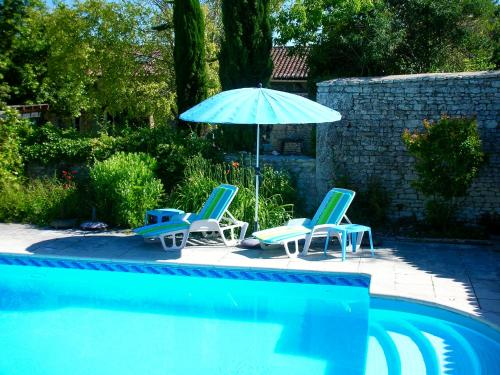 Les Coindries : Guest accommodation near Dercé
