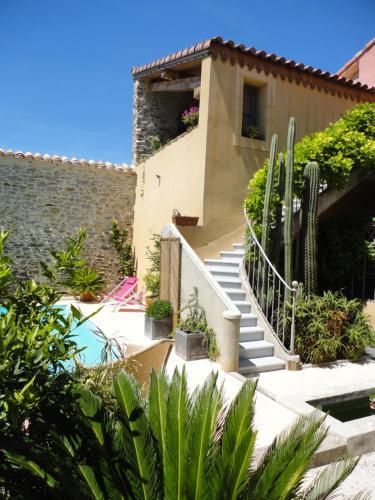 Villa Limonade, maison d'hotes : Guest accommodation near Tourouzelle