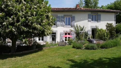 Les Petites Cerises : Guest accommodation near Écuras