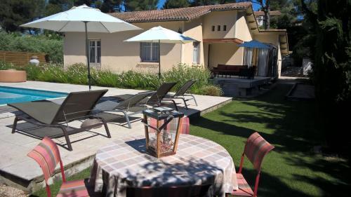 Villa Enzo : Guest accommodation near Orgon