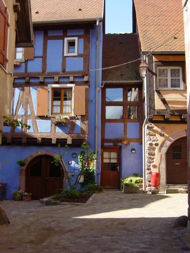 La Maison Bleue : Guest accommodation near Riquewihr