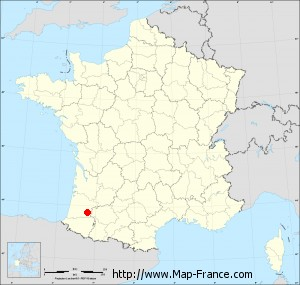 Small administrative base map of Classun