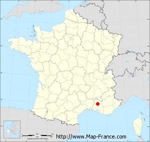 vaucluse maps